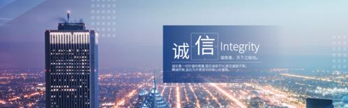 企业风Banner