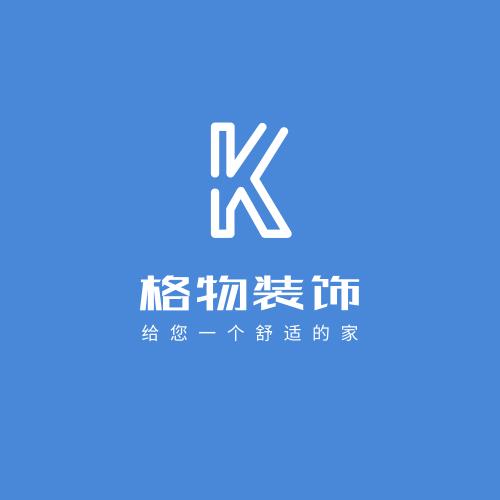 字母K通用企业logo