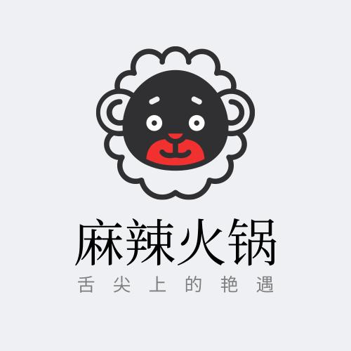 麻辣火锅LOGO