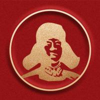 红金色质感学雷锋纪念日公众号小图